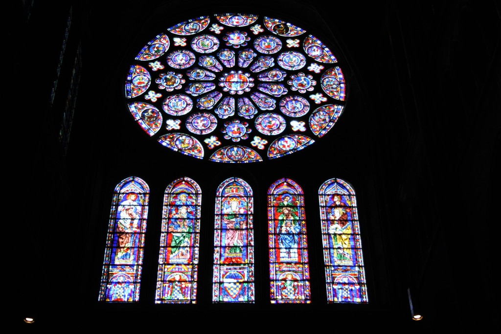 chartres vetrate 2