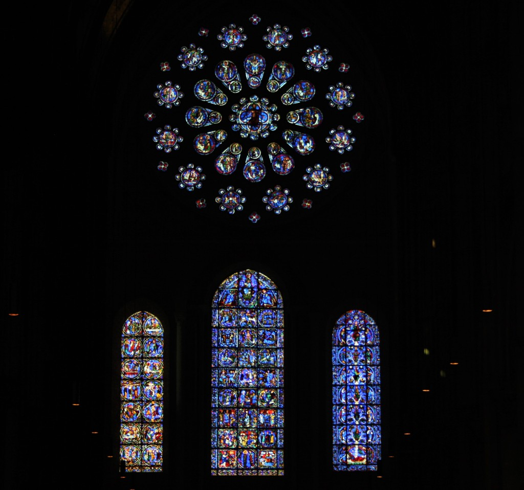 chartres vetrate 1