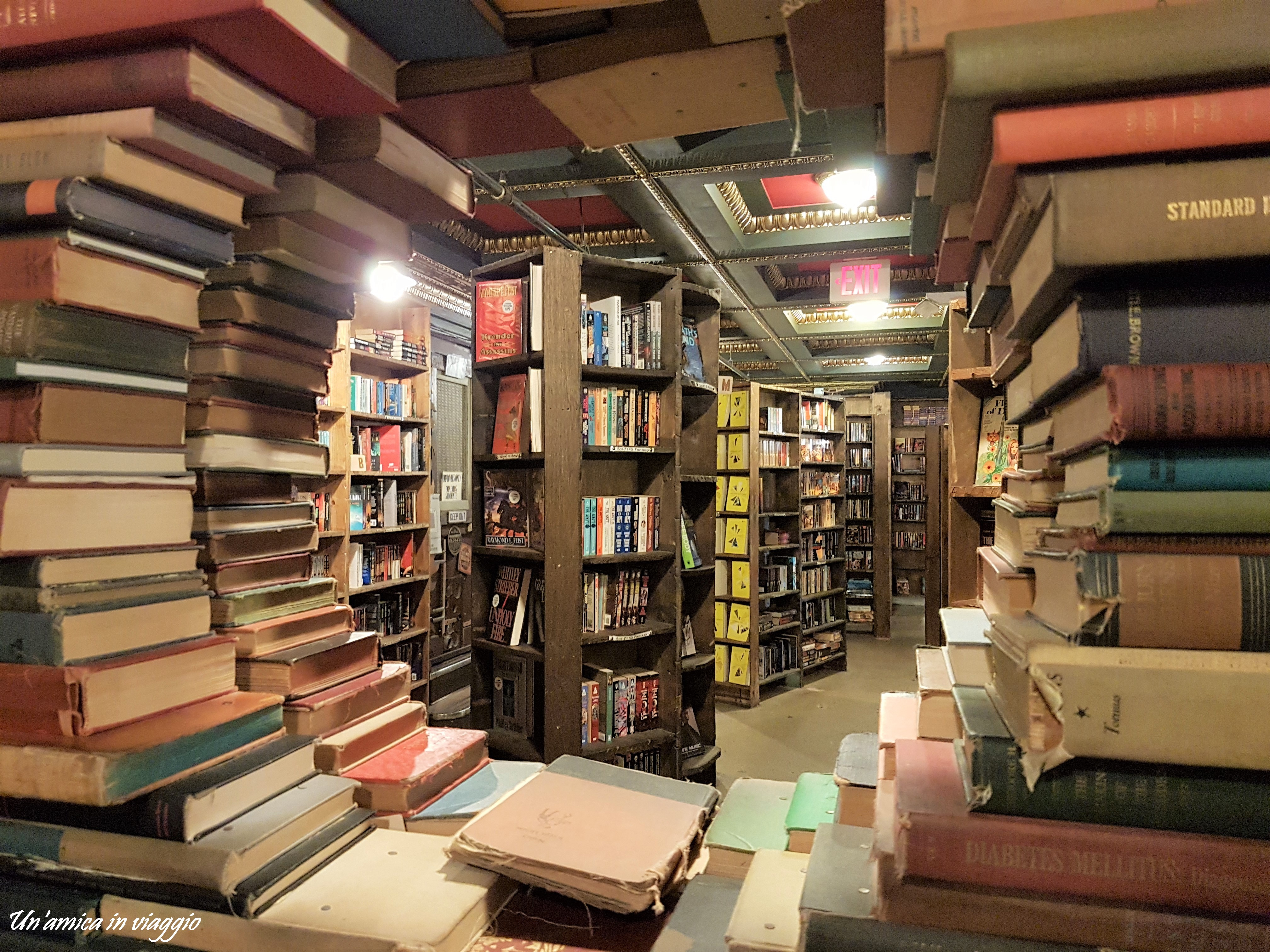 libreria los angeles - the last bookstore