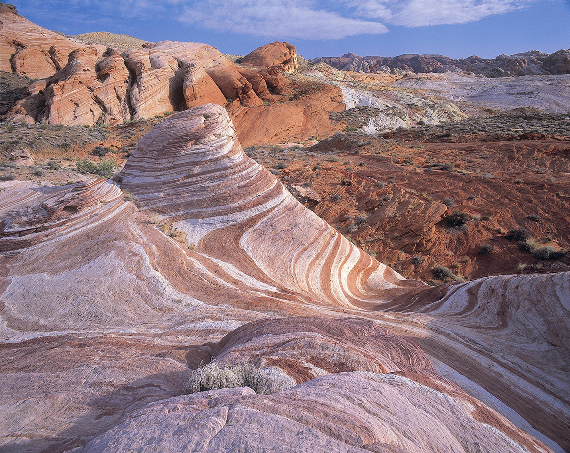 visitare la valley of fire - nevada