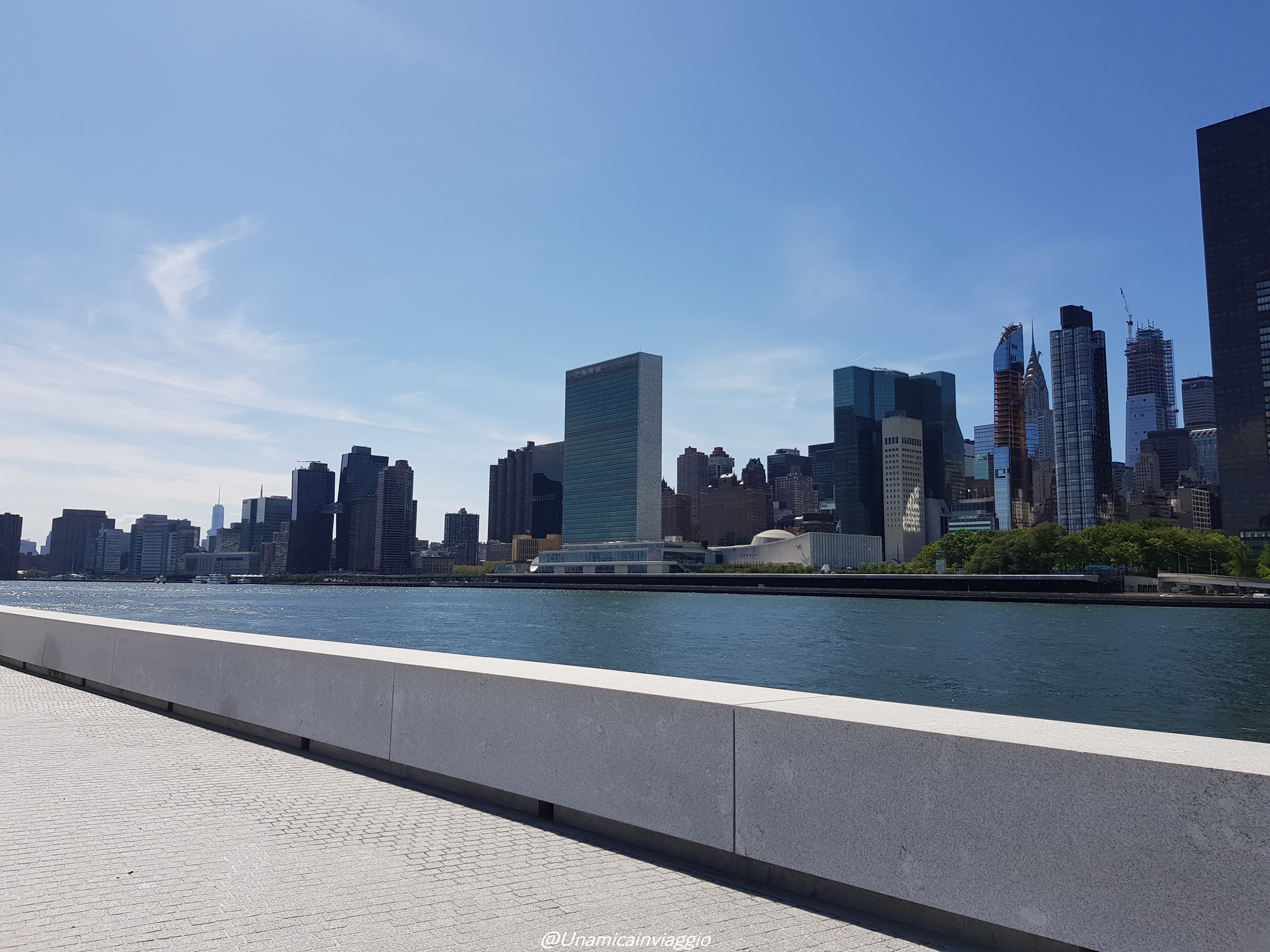 cosa vedere a roosevelt island - roosevelt park