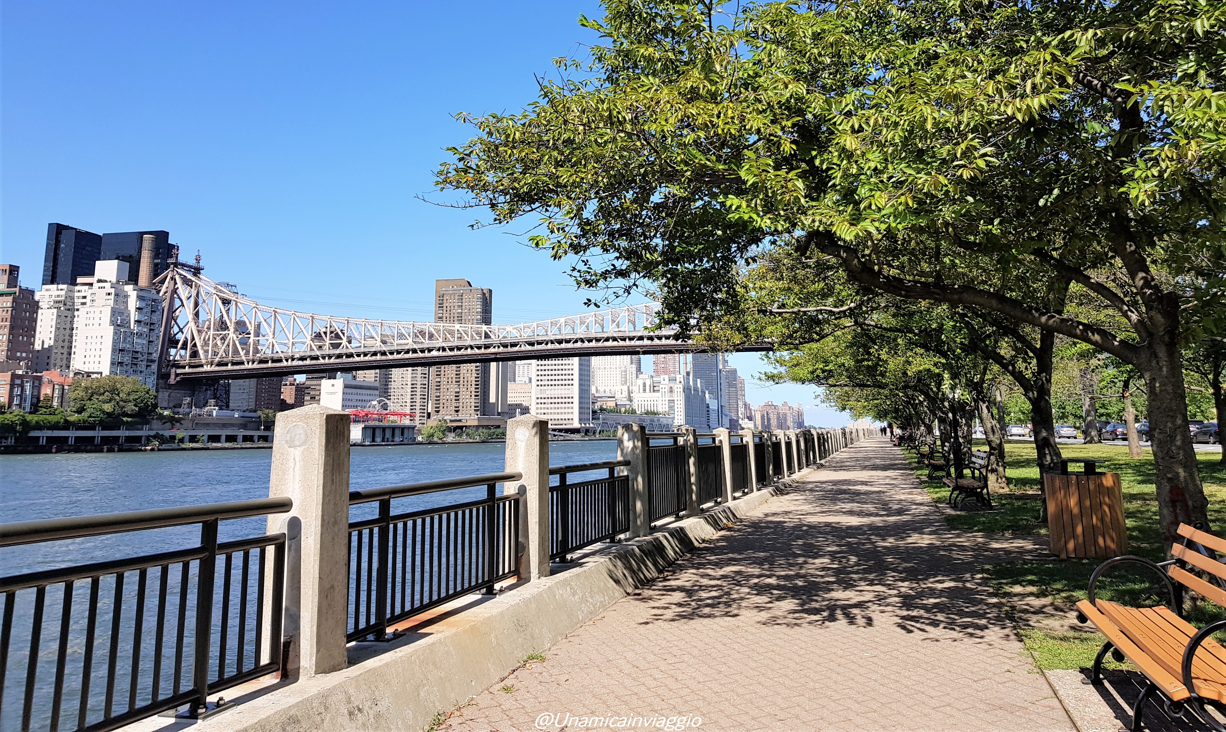 cosa vedere a roosevelt island