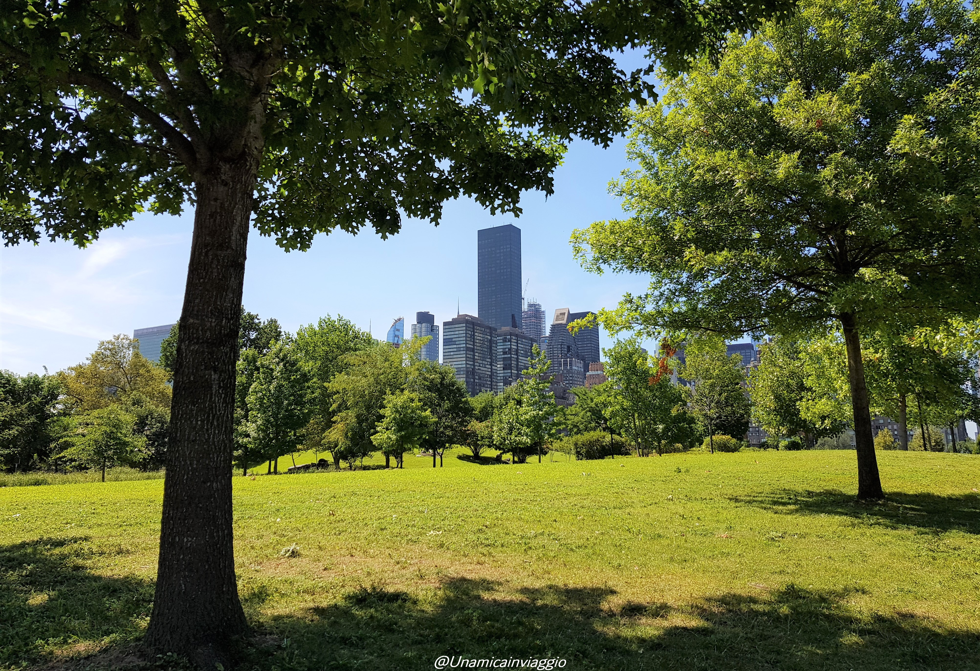 Cosa vedere a Roosevelt Island - southpoint park