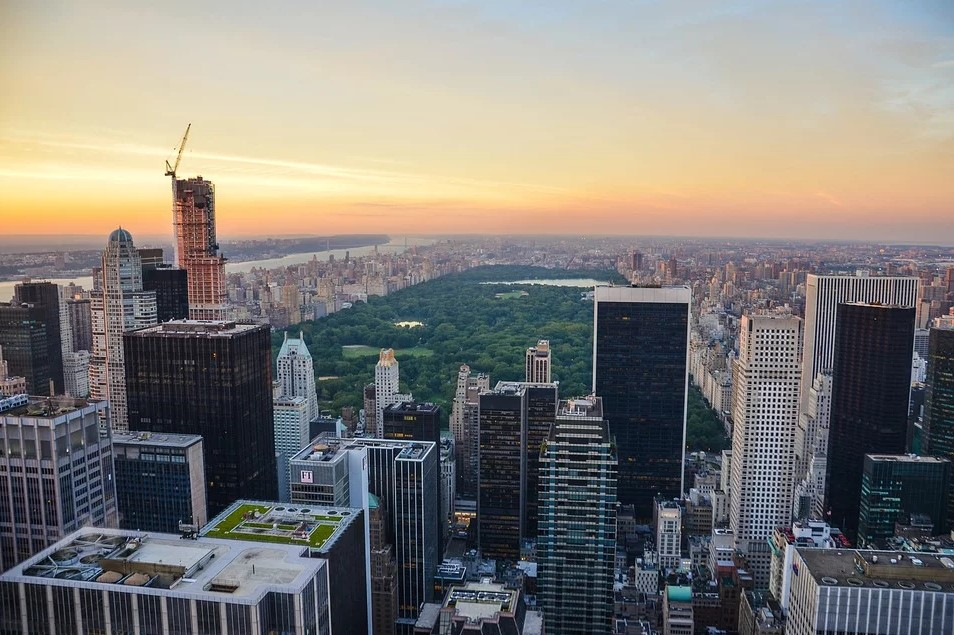 dove vedere ny dall'alto - top of the rock