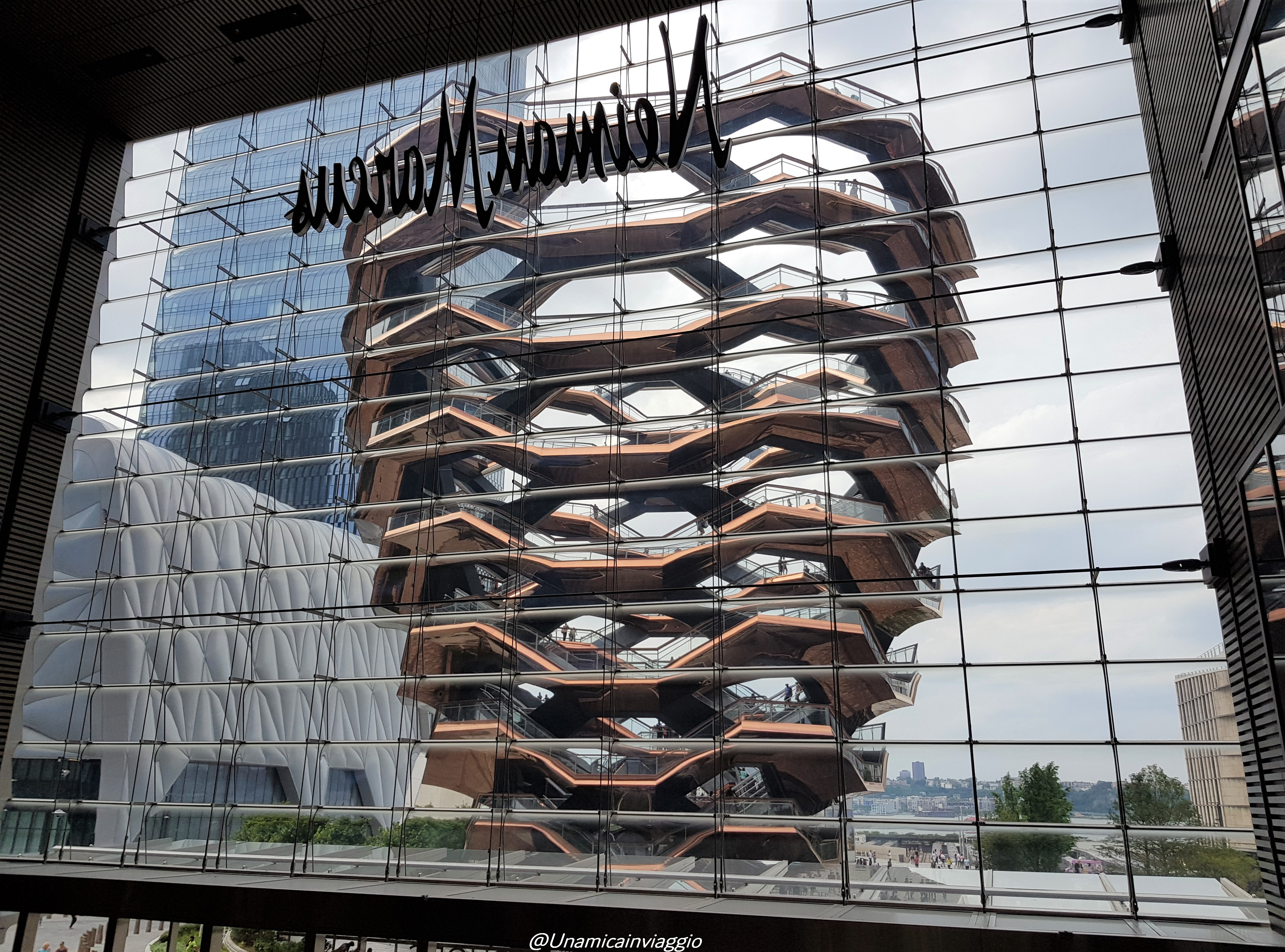 hudson yards a new york - cosa vedere
